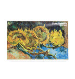 Postal con girasoles, Vincent van Gogh , Kröller-Müller Museum