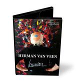Porte-cartes, Herman van Veen, 10 cartes doubles