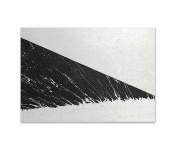 Tarjeta doble, Herman van Veen, Línea de inundación. 2018