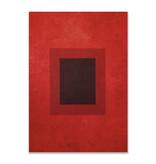 Tarjeta doble, Herman van Veen, Rojo 2011