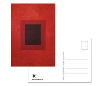 Postkarte, Herman van Veen, Rot 2011