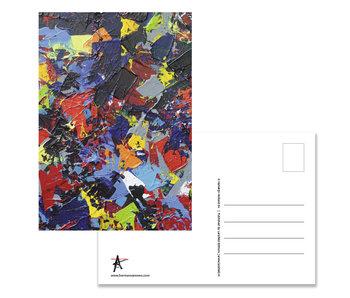 Postcard, Herman van Veen, Ludwig I. 2020