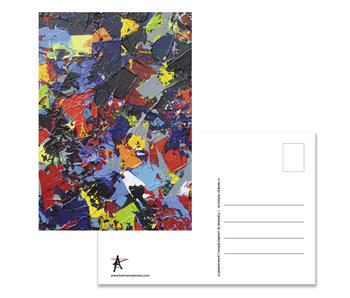 Postkarte, Herman van Veen, Ludwig I. 2020