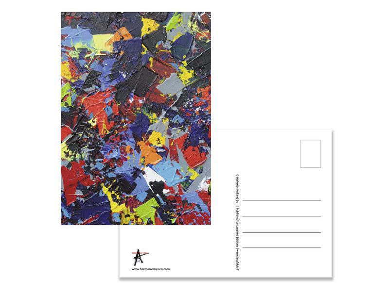 Carte postale, Herman van Veen, Ludwig I. 2020