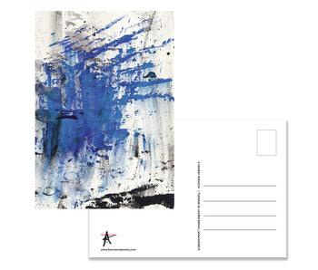 Ansichtkaart,  Herman van Veen, Zinsnede I. 2012
