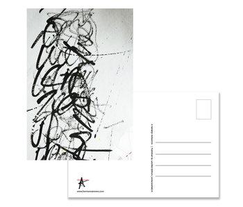 Postkarte, Herman van Veen, Signatuur III. 2020