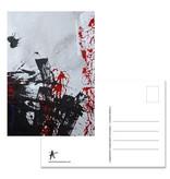 Postkarte, Herman van Veen, Het vreemde blijft. 2020