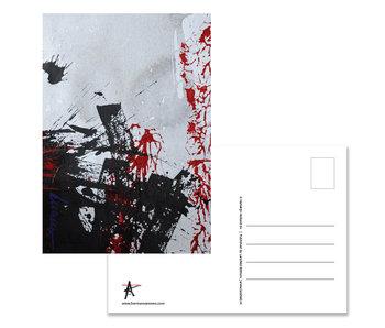 Postcard, Herman van Veen, Het vreemde blijft. 2020