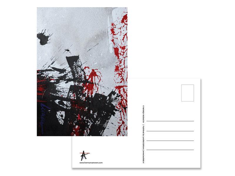 Carte postale, Herman van Veen, Het vreemde blijft. 2020