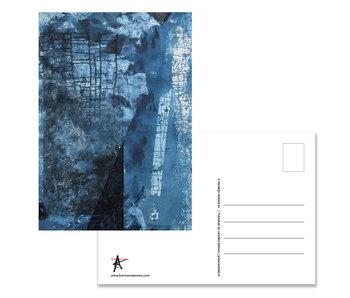 Postcard, Herman van Veen, Vrolijk. 2012