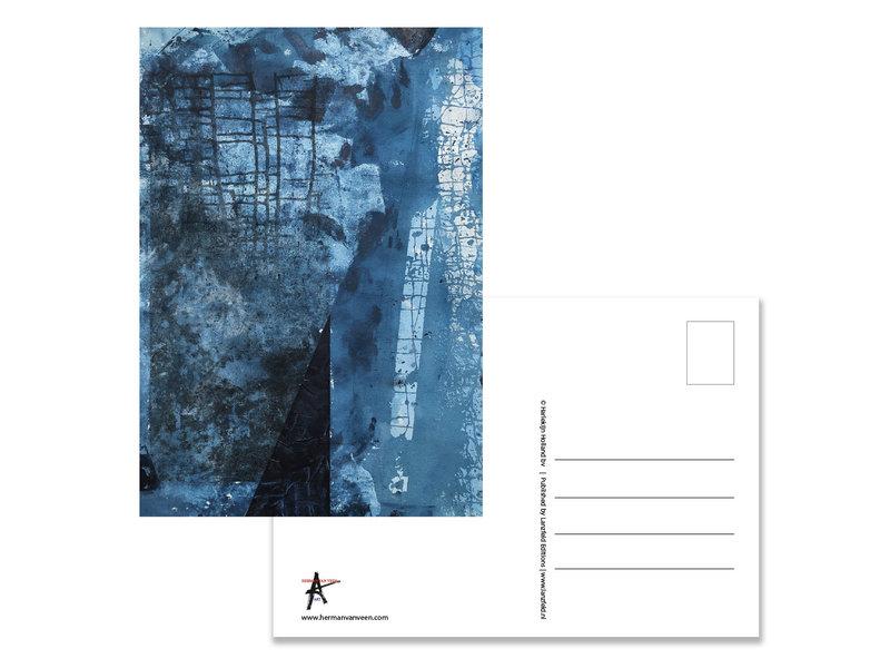Ansichtkaart   Herman van Veen, Vrolijk. 2012