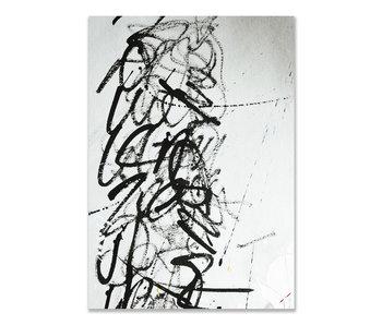 Tarjeta doble, Herman van Veen, Signatuur III. 2020