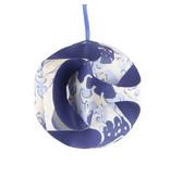 Mach es selbst: Weihnachtskugel , Hokusai
