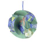Fold-it-yourself, Christmas Bauble, Van Gogh, Irises