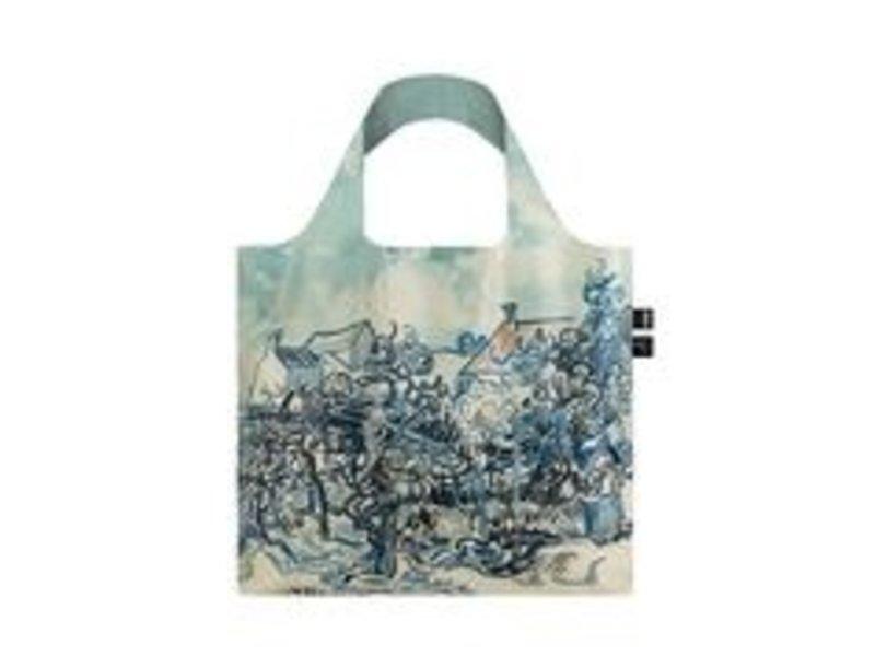 Opvouwbare shopper, Van Gogh, Old Vineyard