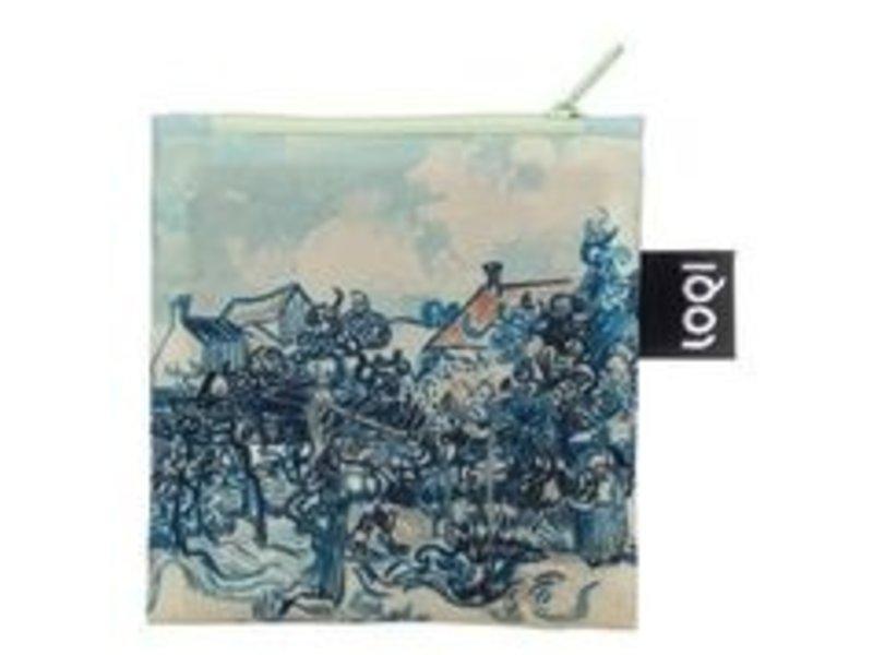 Faltbarer Shopper, Van Gogh, Old Vineyard
