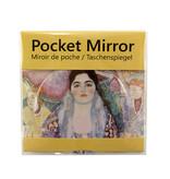Miroir de poche,  Ø 80 mm, Klimt, Beer