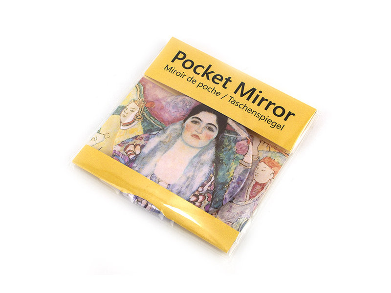 Taschen spiegel Ø 80 mm, Klimt, Beer