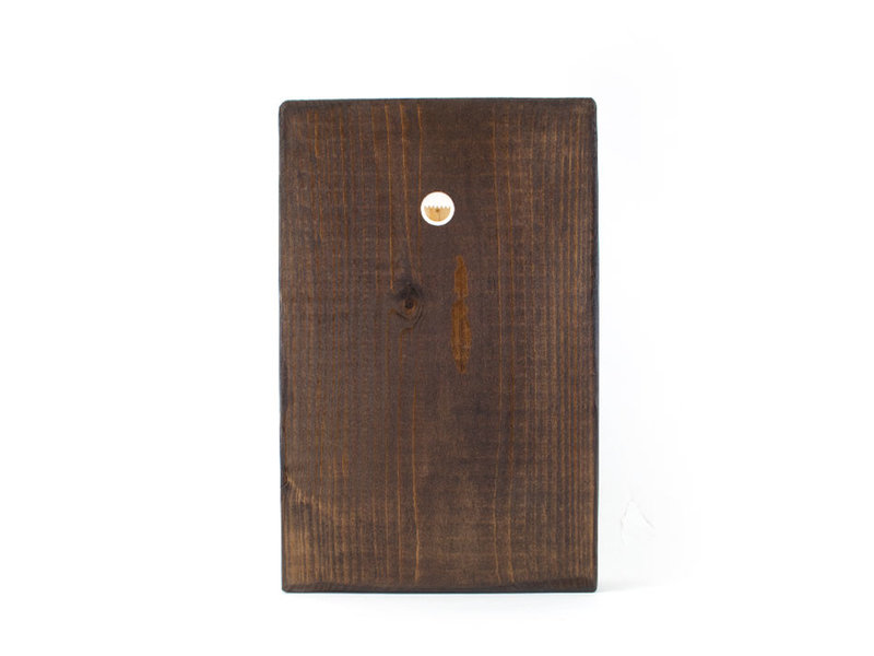 Maestros en madera,  búho, Jan Mankes,   300 x 195mm