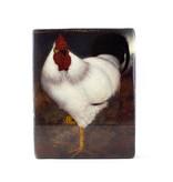 Masters-on-wood, Witte Haan, Jan Mankes, 240 x 195mm
