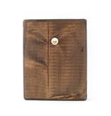 Masters-on-wood,Schelpen op een stenen plint, Adriaen Coorte, 250x195 mm