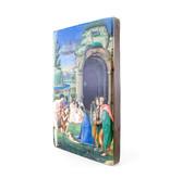 Masters-on-wood, Aanbidding van de herders, Marmitta, 300 x 195mm