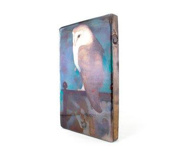 Masters-on-wood, hibou, Jan Mankes