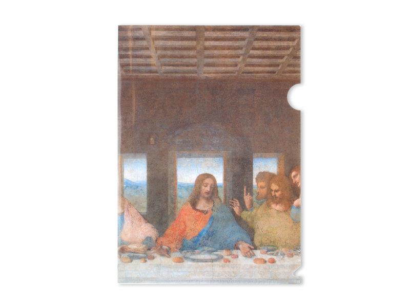 Funda portadocumentos, A4, Da Vinci,  La última cena