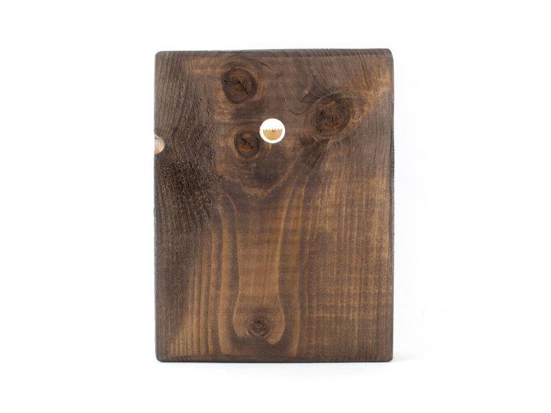 Masters-on-wood, Bloemstilleven met sprinkhaan,  B. vd  Ast
