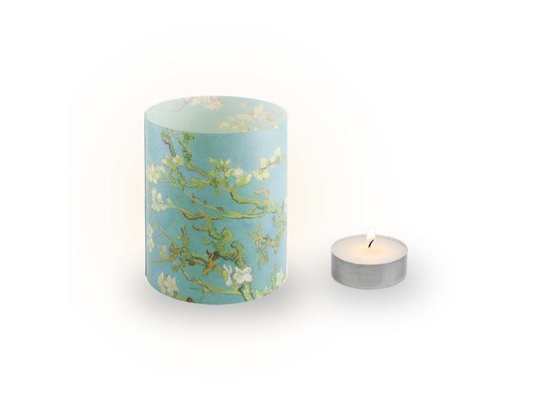 Wind lichtjes, Van Gogh, Amandelbloesem