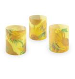 Kerzenschirm, Van Gogh, Sonnenblumen