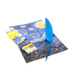 "Gift set Van Gogh ""It's written in the stars"""