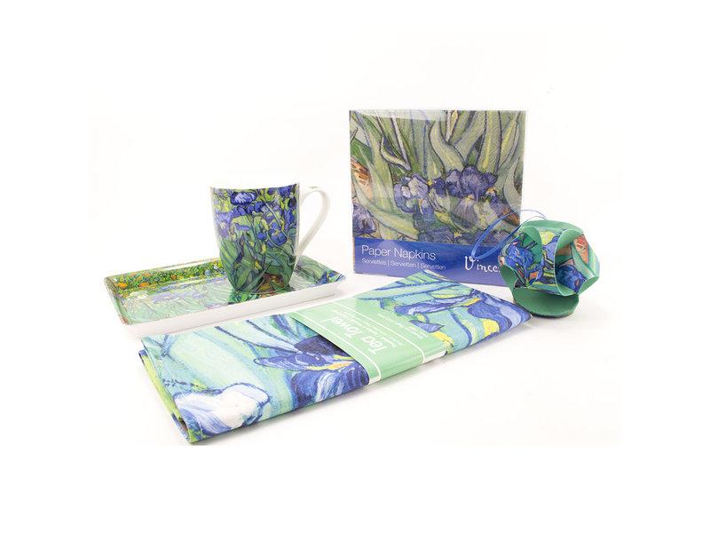 Geschenkset: Iris, Vincent van Gogh