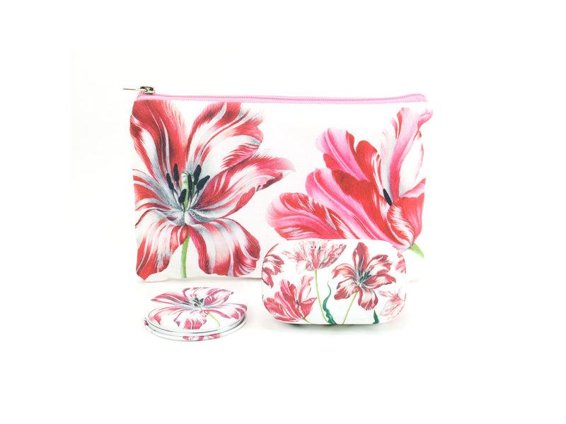 Geschenkset Tulpen: Blühen wie eine Blume, Merian