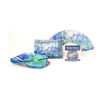 Gift set Monet: Summer evening by the pond