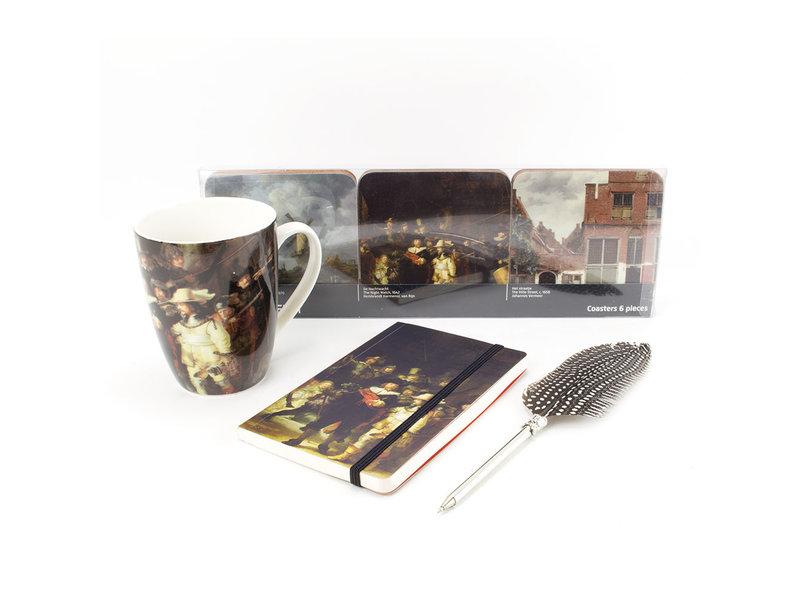 Coffret cadeau: The Night Watch (avec une tasse de thé)