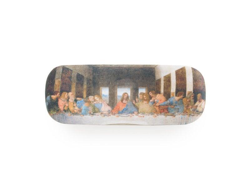 Brillenkoker, Da Vinci, Laatste Avondmaal