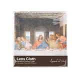 Paño de gafas, 15 x 15 cm, Da Vinci, La última cena