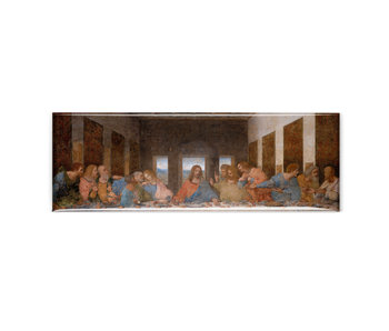 Fridge magnet panorama, Da Vinci, Last Supper
