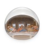 Glaskuppeln,  Da Vinci, Das letzte Abendmahl