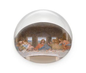 Glaskuppeln, ,  Da Vinci,Das letzte Abendmahl