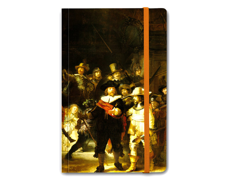 Gift set: The Night Watch (with a cup of tea)