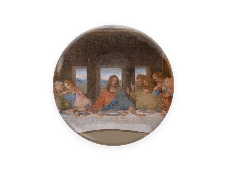 Miroir de poche,  Ø 80 mm, Da vinci, Dernière Cène