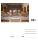 Carte postale, Da Vinci, Le dernier souper
