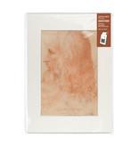 Passe-partout con reproducción, L,  Da Vinci, uto retrato