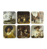 Coasters, Masterpieces, Rijksmuseum