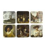 Posavasos, Obras maestras, Rijksmuseum