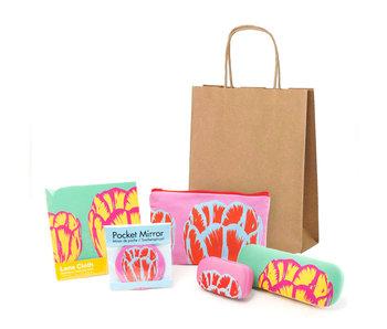 Gift set: Tulips Pop-art -1