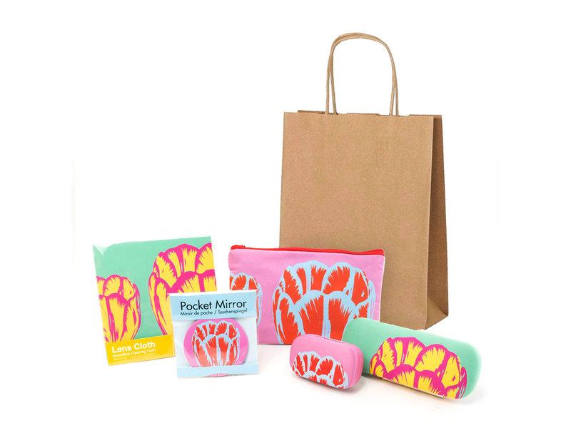 Set de regalo: Tulipanes Pop-art -1