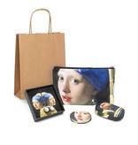 Set de regalo, Chica con un pendiente de perla, Vermeer